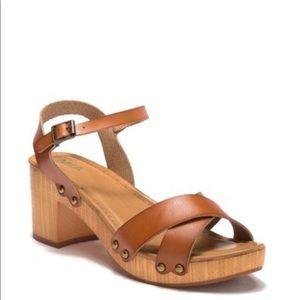 MIA Susan Platform Sandal Clog